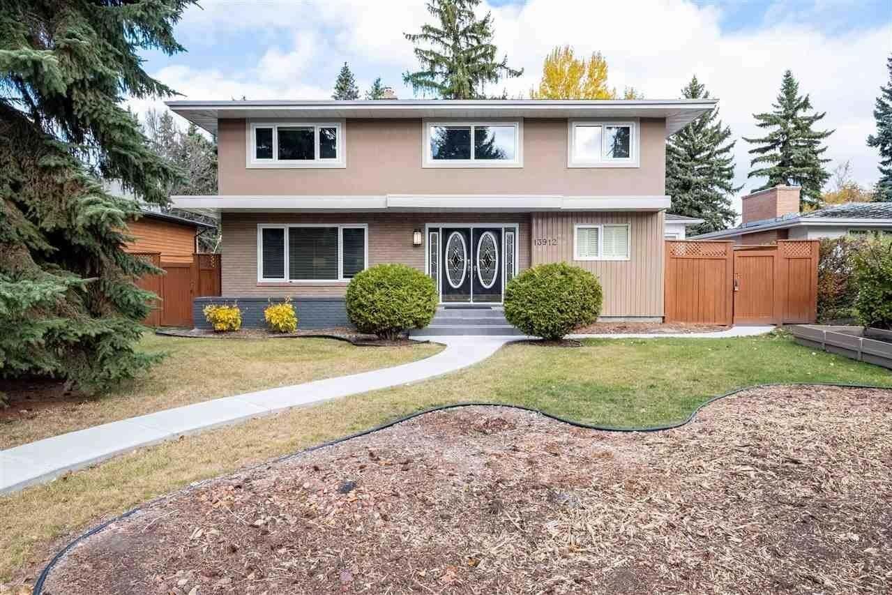 House for sale at 13912 78 Av NW Edmonton Alberta - MLS: E4218084