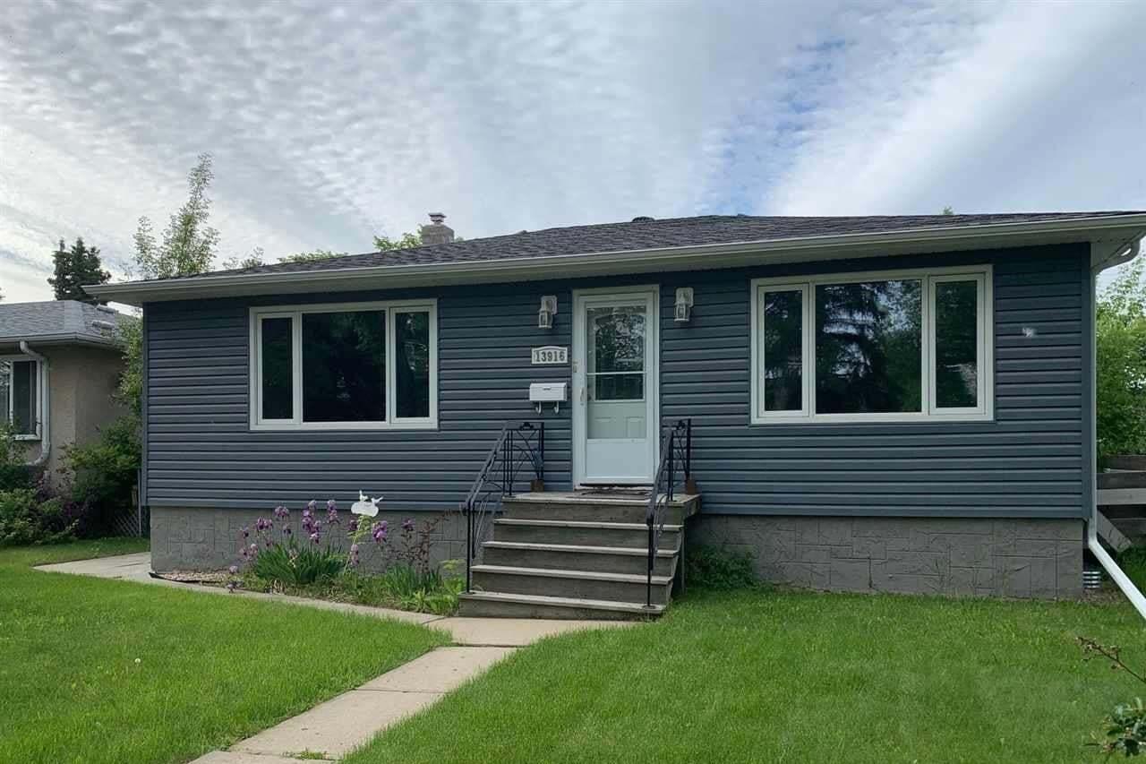 House for sale at 13916 109 Av NW Edmonton Alberta - MLS: E4189421