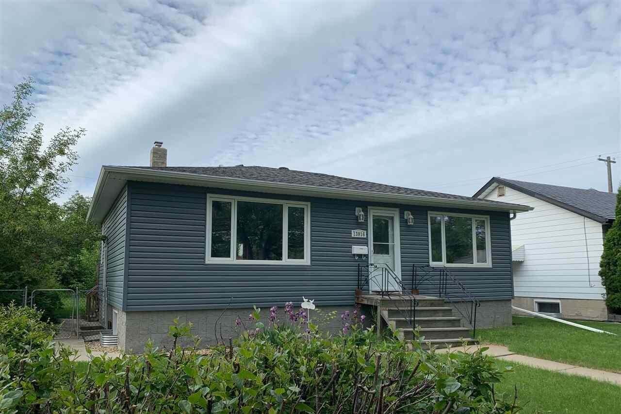House for sale at 13916 109 Av NW Edmonton Alberta - MLS: E4206699