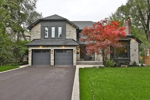 House for sale at 1393 Crescent Rd Mississauga Ontario - MLS: W4580907