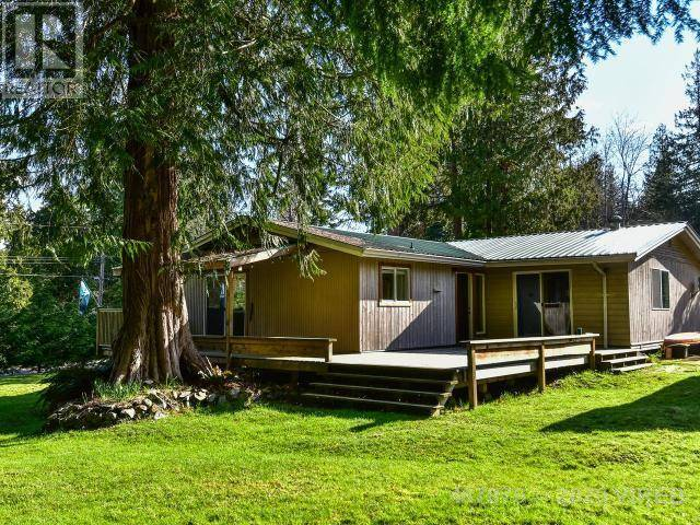 House for sale at 1393 Hooley Rd Quadra Island British Columbia - MLS: 467875