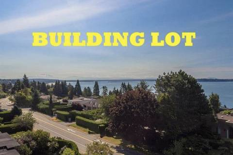Residential property for sale at 13937 Marine Dr White Rock British Columbia - MLS: R2393907