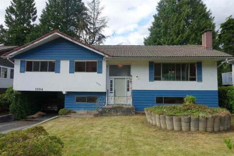 House for sale at 1394 Chuckart Pl North Vancouver British Columbia - MLS: R2467794