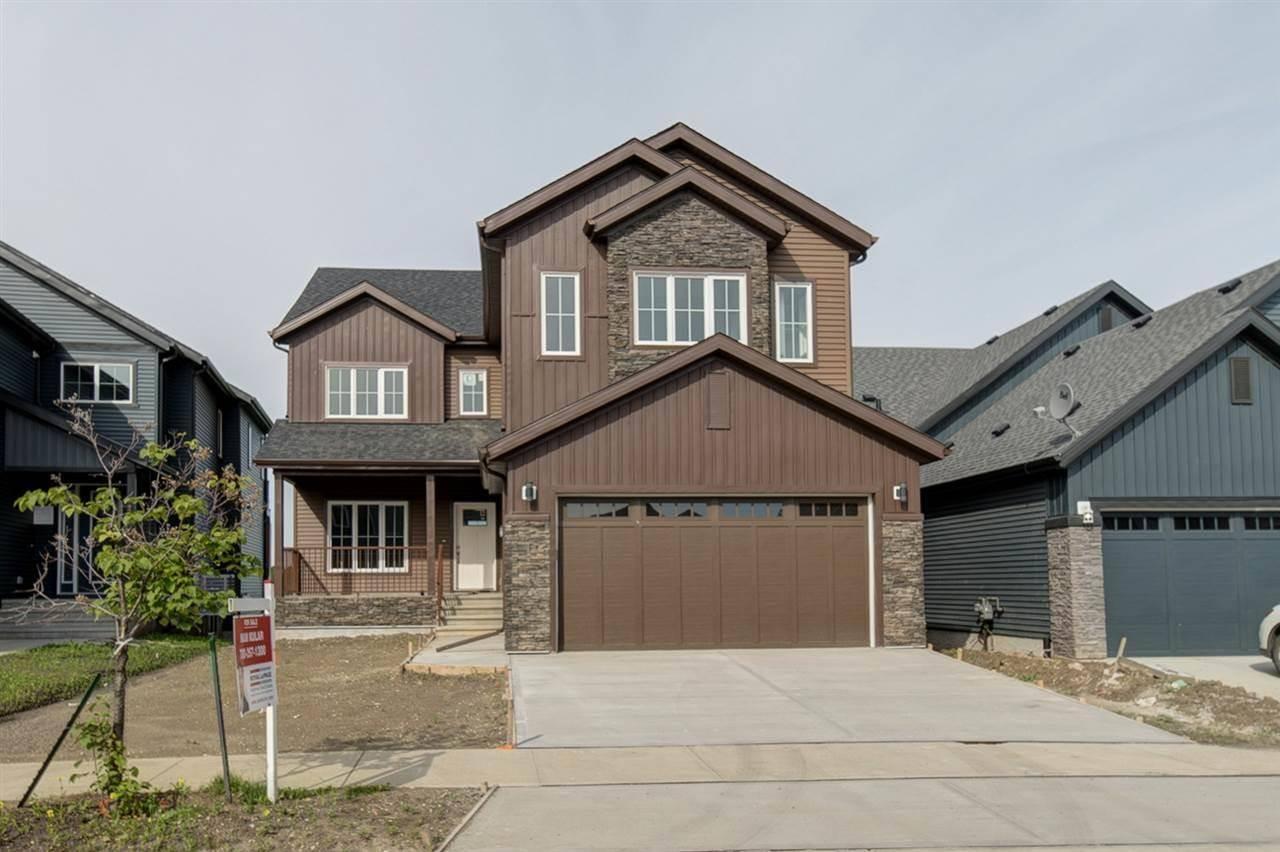 House for sale at 1394 Graydon Hill Wy Sw Edmonton Alberta - MLS: E4174115