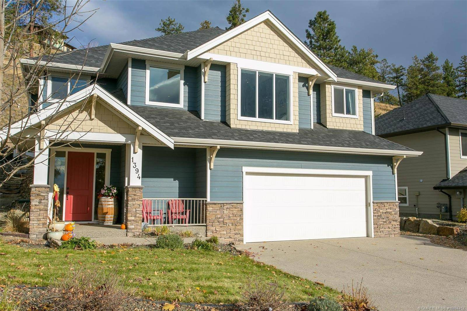 House for sale at 1394 Rocky Point Dr Kelowna British Columbia - MLS: 10194452