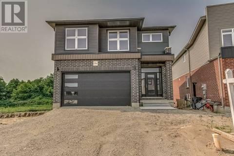 House for sale at 1394 Sandbar St London Ontario - MLS: 208657