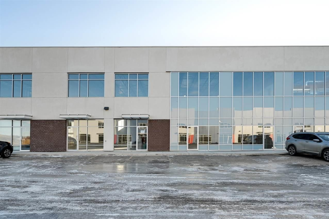 Commercial property for lease at 13943 156 St NW Edmonton Alberta - MLS: E4218485