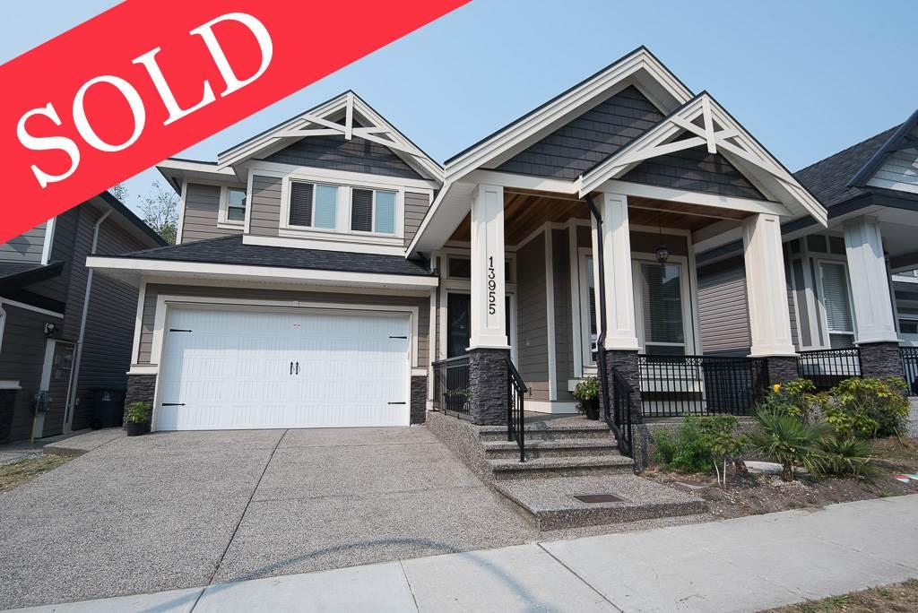 Sold: 13955 61 Avenue, Surrey, BC