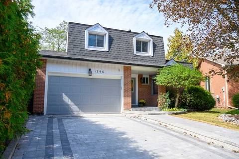 House for sale at 1396 Hastings Rd Oakville Ontario - MLS: W4592856