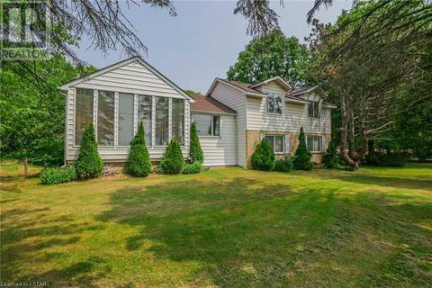 House for sale at 1396 Sunningdale Rd East London Ontario - MLS: 208561
