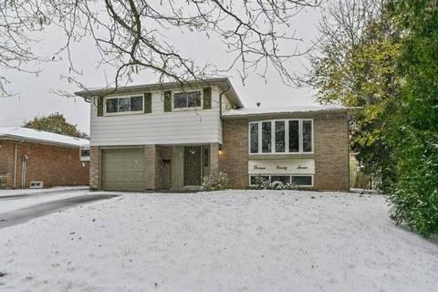 House for sale at 1397 Allangrove Dr Burlington Ontario - MLS: W4632467