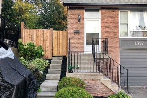 Townhouse for sale at 1397 Palmetto Dr Oshawa Ontario - MLS: E4575273