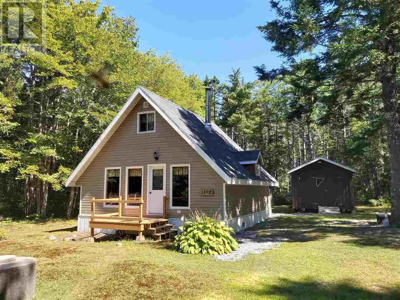 Residential property for sale at 1398 Canada Hill Rd Canada Hill Nova Scotia - MLS: 201922378