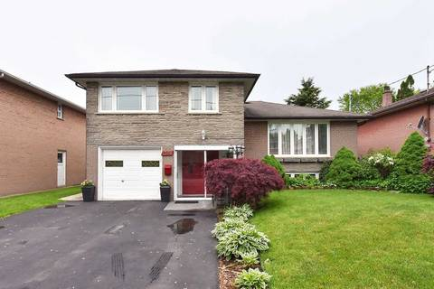 House for sale at 1398 Strathy Ave Mississauga Ontario - MLS: W4481129