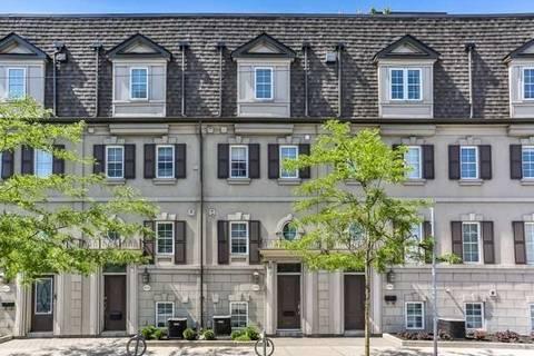 Townhouse for sale at 1398 Eglinton Ave Toronto Ontario - MLS: C4539373