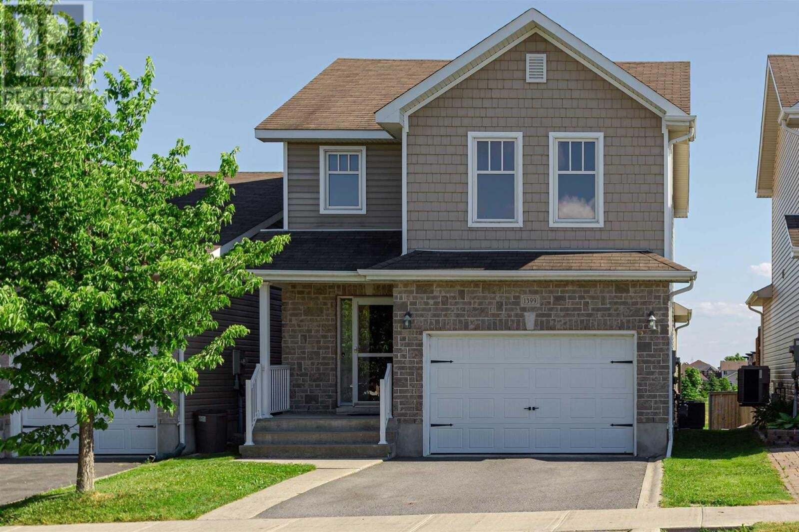 House for sale at 1399 Atkinson St Kingston Ontario - MLS: K20003473