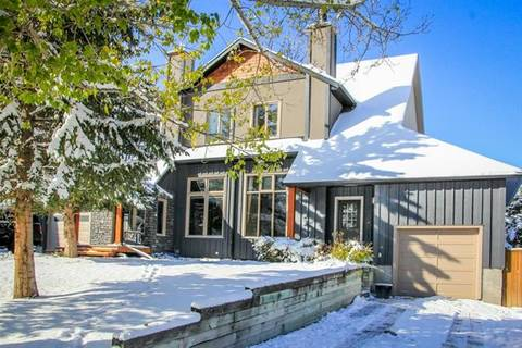 Townhouse for sale at 139 Park Ave Unit 139A Banff Alberta - MLS: C4280272