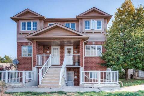 Townhouse for sale at 50 Howe Dr Unit 13B Kitchener Ontario - MLS: 40025377