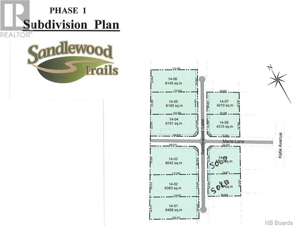 Residential property for sale at 6 Sandlewood Ln Unit 14 Douglas New Brunswick - MLS: NB041704
