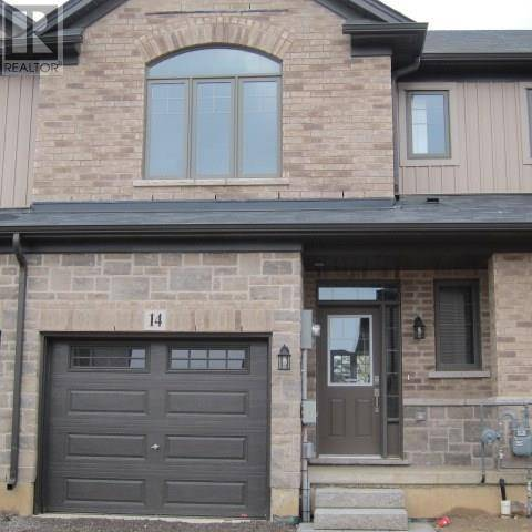 Townhouse for sale at 1 Tom Brown Dr Unit 14 Paris Ontario - MLS: 30800496