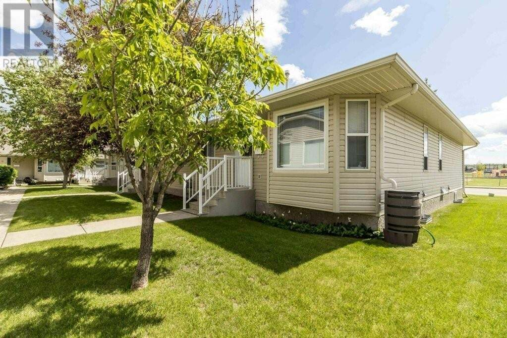 Townhouse for sale at 10 Harrison Rd Unit 14 Sylvan Lake Alberta - MLS: ca0194129