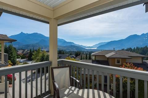 Townhouse for sale at 1026 Glacier View Dr Unit 14 Squamish British Columbia - MLS: R2355158