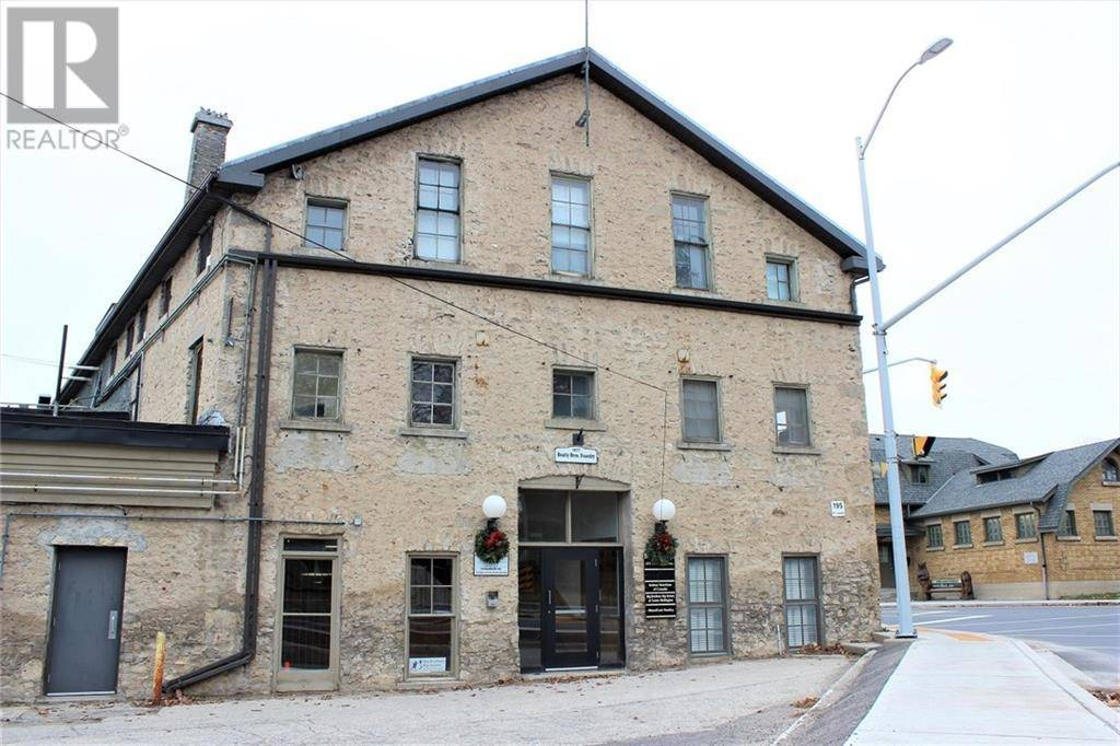 Commercial property for sale at 105 Queen St West Unit 14 Fergus Ontario - MLS: 30805027