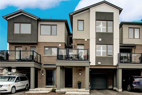 Townhouse for sale at 1125 Leger Wy Unit 14 Milton Ontario - MLS: W4734496