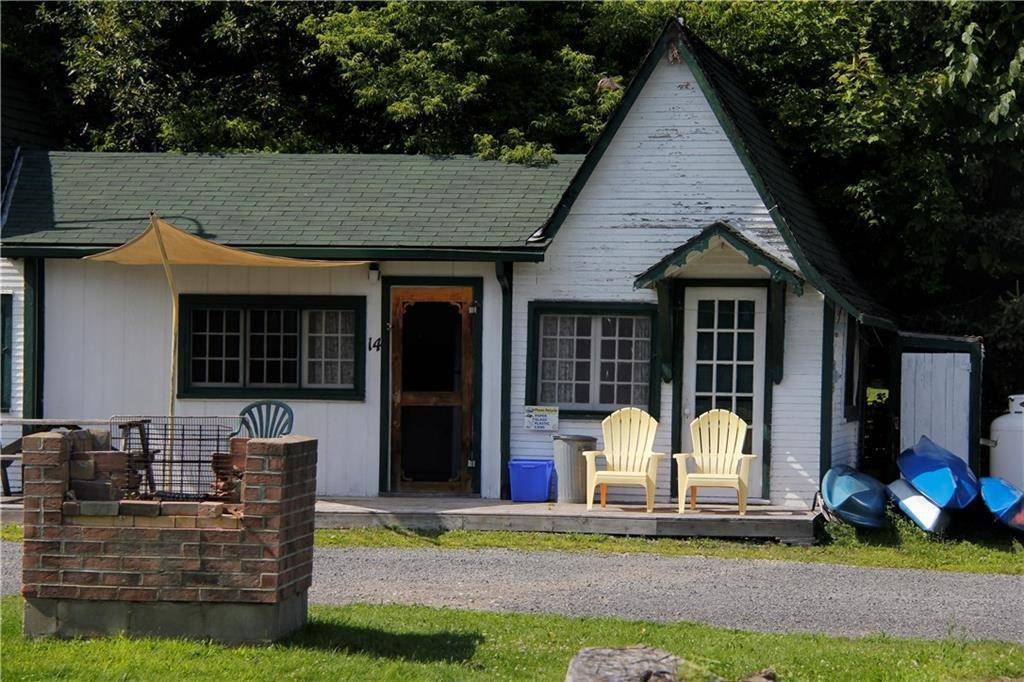 House for sale at 119 Haskins Point Rd Unit 14 Seeley's Bay Ontario - MLS: 1168417