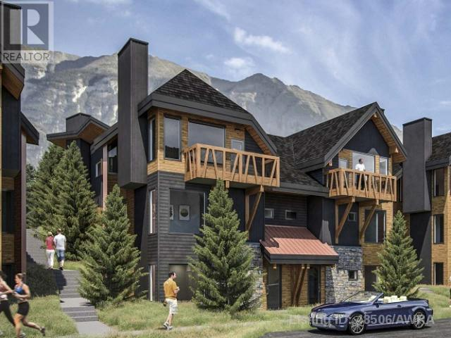 Buliding: 1200 Three Sisters Parkway, Canmore, AB