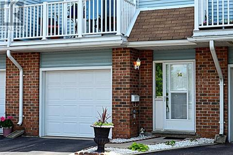 Townhouse for sale at 131 Traynor Ave Unit 14 Kitchener Ontario - MLS: 30745579