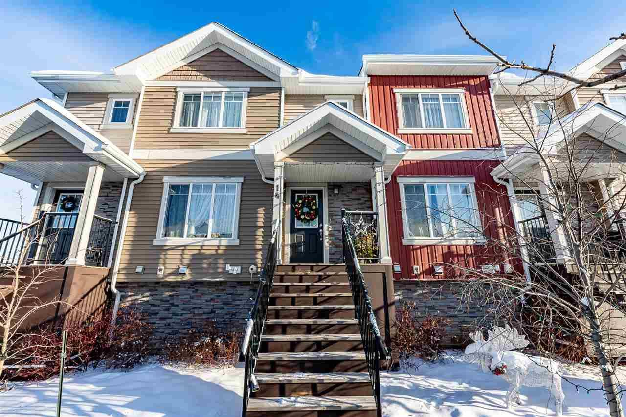 Townhouse for sale at 13810 166 Ave Nw Unit 14 Edmonton Alberta - MLS: E4175934