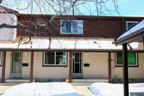 Townhouse for sale at 13833 30 St Nw Unit 14 Edmonton Alberta - MLS: E4147683