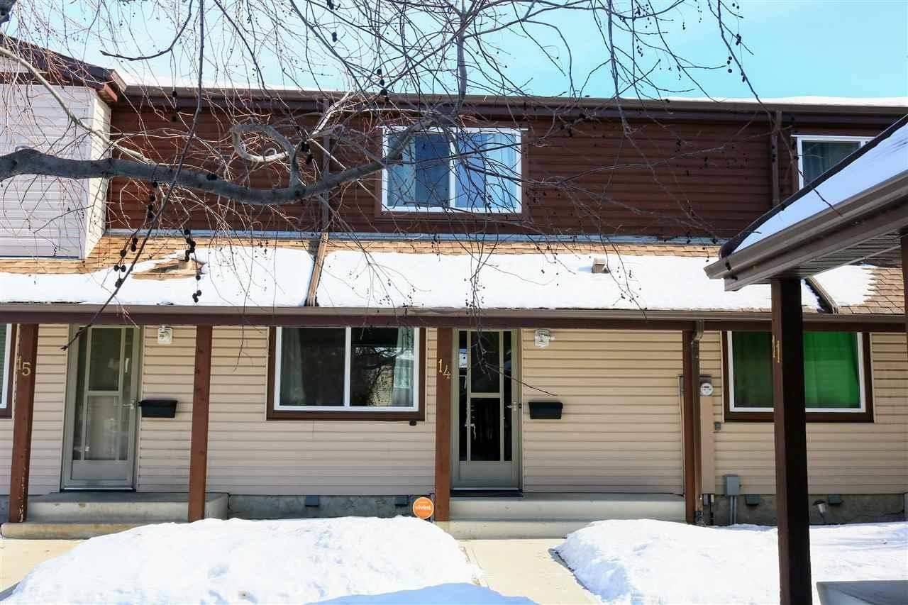 Buliding: 13833 30 Street Northwest, Edmonton, AB