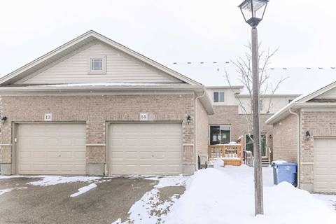 Condo for sale at 14 Amos Dr Unit 14 Guelph Ontario - MLS: X4693047