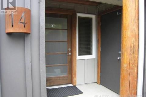 Condo for sale at 1431 Pacific Rim Hy Unit 14 Tofino British Columbia - MLS: 454670