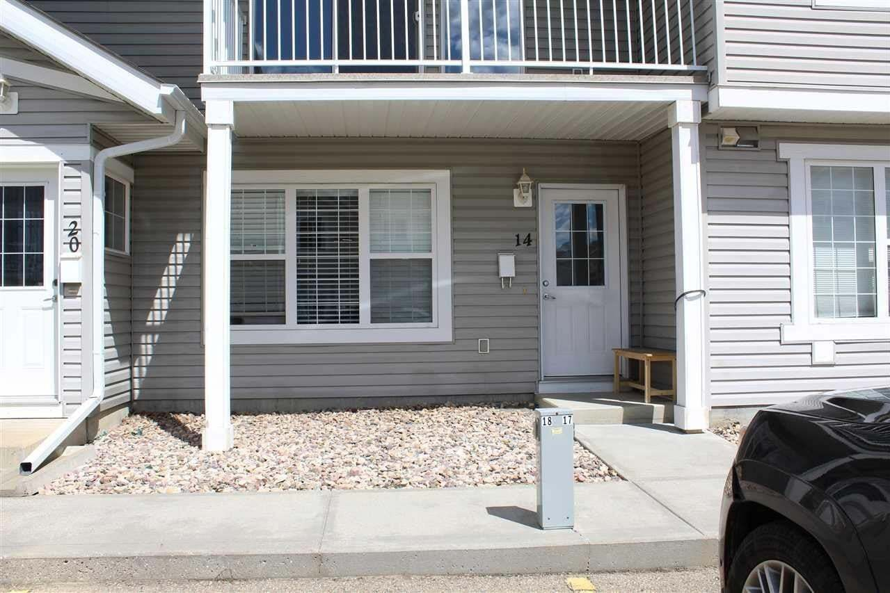 Townhouse for sale at 150 Edwards Dr SW Unit 14 Edmonton Alberta - MLS: E4206661
