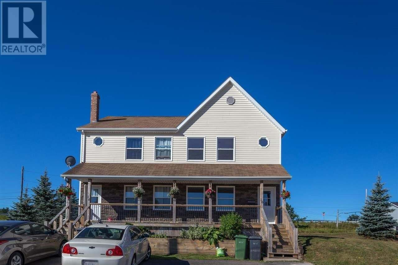 Townhouse for sale at 16 Love Ct Unit 14 Charlottetown Prince Edward Island - MLS: 202016852