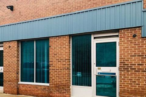Commercial property for lease at 1662 Bonhill Rd Apartment 14 Mississauga Ontario - MLS: W4665874