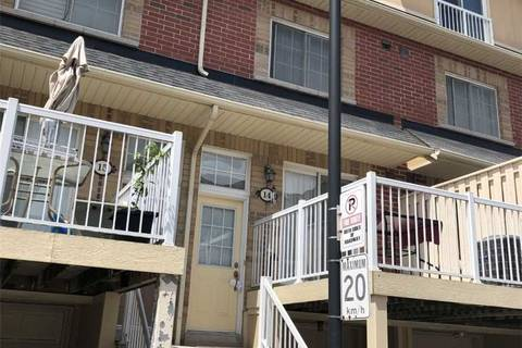 Townhouse for sale at 1775 Valley Farm Rd Unit 14 Pickering Ontario - MLS: E4482452