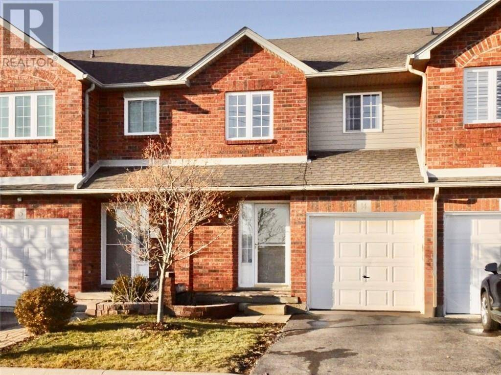 Townhouse for sale at 1860 Upper Gage Ave Unit 14 Hamilton Ontario - MLS: 30796463