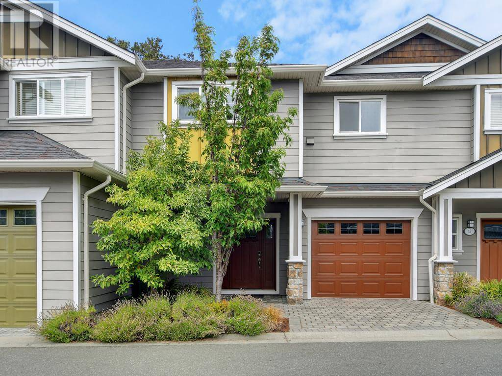 Townhouse for sale at 1880 Laval Ave Unit 14 Victoria British Columbia - MLS: 414264
