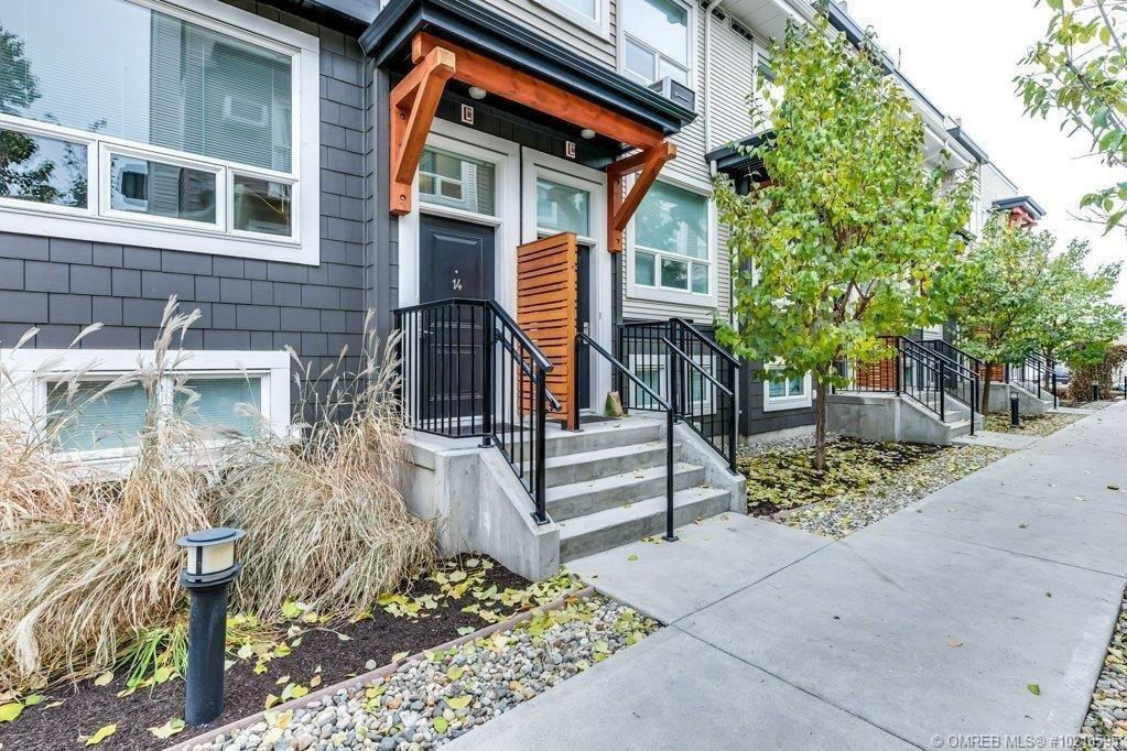 Townhouse for sale at 1881 Ambrosi Rd Unit 14 Kelowna British Columbia - MLS: 10218595