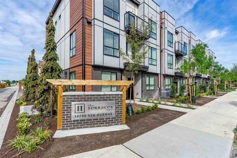 Townhouse for sale at 19790 55a Ave Unit 14 Langley British Columbia - MLS: R2432454