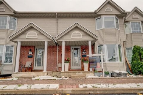 Townhouse for sale at 20 Kernohan Pw Unit 14 London Ontario - MLS: 40047311