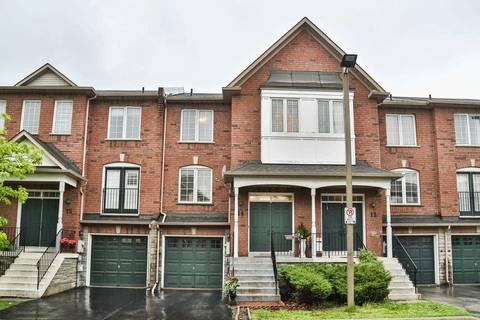 Condo for sale at 20 Minton Dr Unit 14 Vaughan Ontario - MLS: N4493349