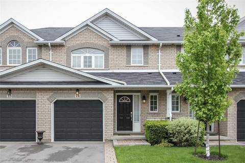 Townhouse for sale at 2151 Walker's Line Unit 14 Burlington Ontario - MLS: H4055193