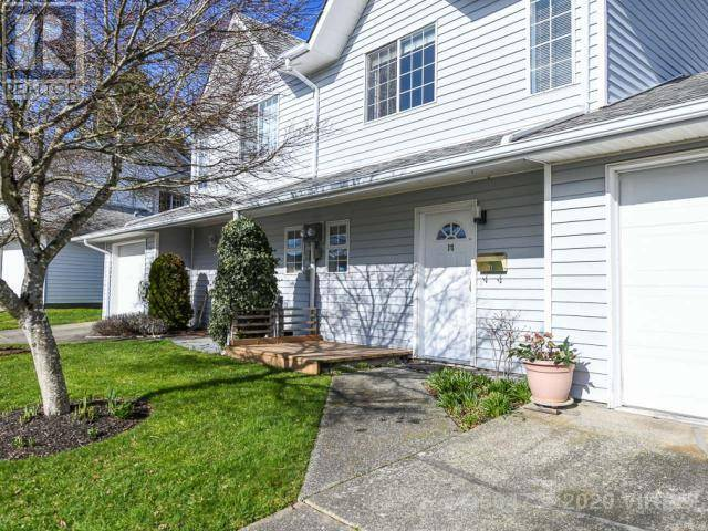 Townhouse for sale at 2200 Manor Dr Unit 14 Comox British Columbia - MLS: 465647