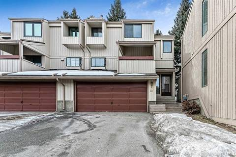 Townhouse for sale at 225 Berwick Dr Northwest Unit 14 Calgary Alberta - MLS: C4283235