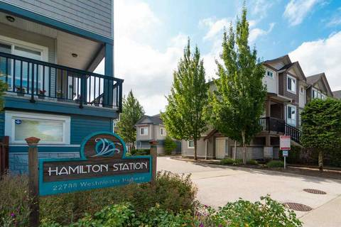 Townhouse for sale at 22788 Westminster Hy Unit 14 Richmond British Columbia - MLS: R2428081